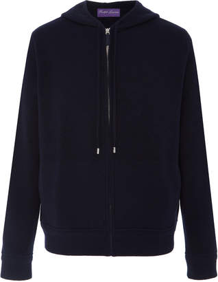 af0a9a14 Ralph Lauren Wool and Cashmere-Blend Hoodie
