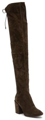 Aquatalia Florencia Suede Knee High Boot