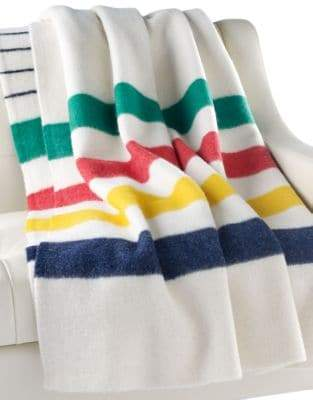 Hudson's Bay Company Iconic Point Blanket Multistripe