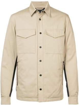 Aztech Mountain Traynor's down shirt jacket