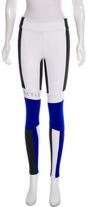 P.E Nation Athletic Colorblock Leggings