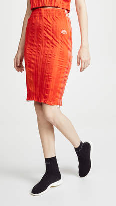 adidas by Alexander Wang Patterned Skirt