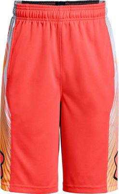 Under Armour Boys' Space The Floor Basketball Shorts