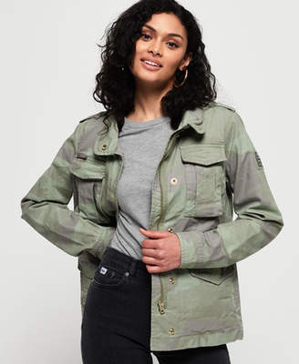 bfbebf40fc5b7 Superdry Zip Pocket Jackets For Women - ShopStyle UK