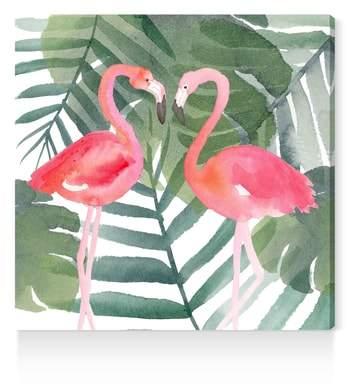 Pinkest Love Canvas Wall Art