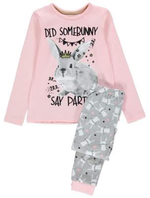 George Bunny Rabbit Pyjamas