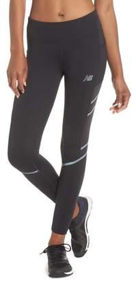 New Balance Q Speed Mesh Leggings