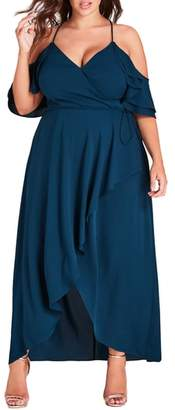 City Chic Miss Jessica Maxi Dress