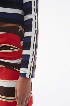 3.1 Phillip Lim Wrapped Miniskirt
