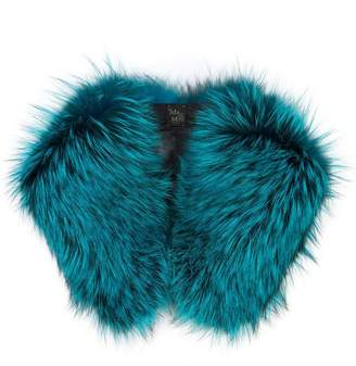 Mr & Mrs Italy detachable fur scarf