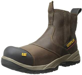 Caterpillar Men's Jointer Waterproof Comp Toe Work Boot