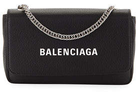 Balenciaga Everyday Large Chain Wallet
