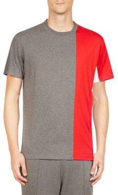 Givenchy Colorblock Cotton Tee