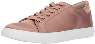 Kenneth Cole New York Women's Kam Low Profile Satin Fashion Sneaker