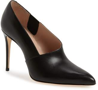 JAMES CHAN Ally Pointy Toe Pump