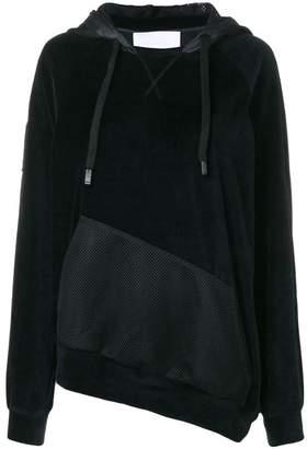 NO KA 'OI No Ka' Oi asymmetric hoodie