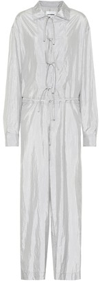 Jil Sander Exclusive to Mytheresa silk-blend jumpsuit