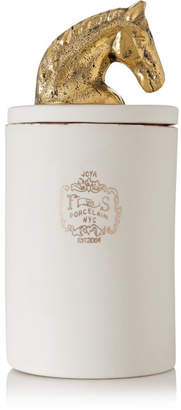 Poglia Affumicata Scented Candle, 260g - Colorless