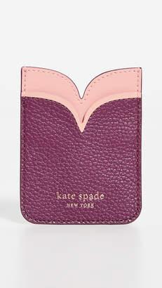Kate Spade Sam Double Sticker Pocket