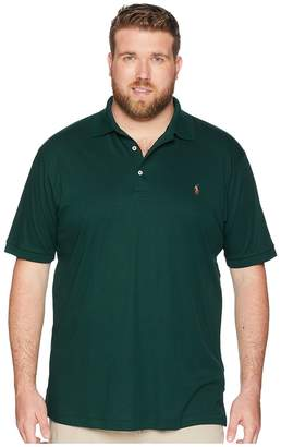 Polo Ralph Lauren Big Tall Pima Knit Polo Men's Clothing
