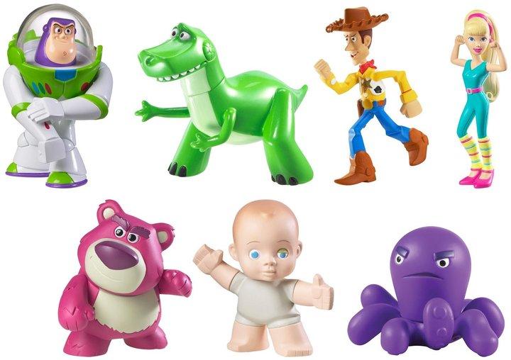 Disney/Pixar Toy Story 20th Anniversary Figure 7-Pack #3