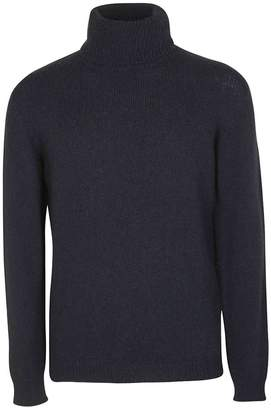 Roberto Collina Ribbed Turtleneck Sweater
