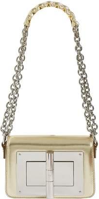 Tom Ford Leather Mini Natalia Soft Shoulder Bag