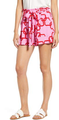 Gibson x Hi Sugarplum! Menorca Essential Paperbag Shorts
