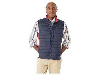 Tommy Hilfiger Adaptive Quilted Vest with Magnetic Zipper
