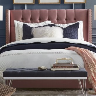 Willa Arlo Interiors Gerrald Upholstered Standard Bed Willa Arlo Interiors