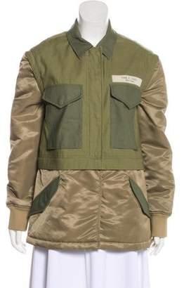 Rag & Bone Colorblock Casual Jacket w/ Tags