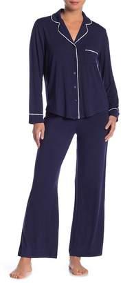 Shimera Tranquility Knit 2-Piece Pajama Set