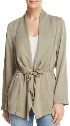 Bagatelle Draped Drawstring Jacket - 100% Exclusive