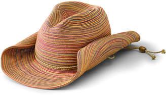 San Diego Hat Company Mixed Braid Cowboy Hat