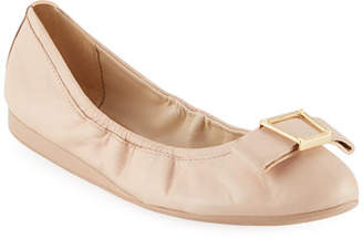 Cole Haan Emory Bow Ballet Flats, Nude