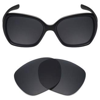 42e9900737 Oakley Mryok Polarized Replacement Lenses for Overtime - Stealth Black