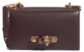 Alexander McQueen Leather Crossbody Bag