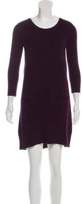 Rag & Bone Wool-Blend Sweater Dress