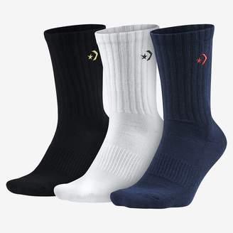 Converse Crew Men's Socks (3-Pack)