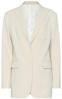 Joseph Hesston stretch cotton-blend blazer