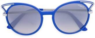 Vogue Eyewear round framed sunglasses