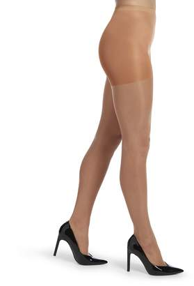 Hue Women's So Silky Sheer Control Top Pantyhose (Pack of 3)