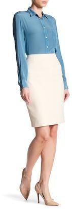 BOSS HUGO BOSS Valeti Pencil Skirt $265 thestylecure.com