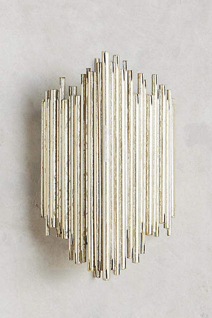 Anthropologie Anthropologie Gathered Glow Sconce