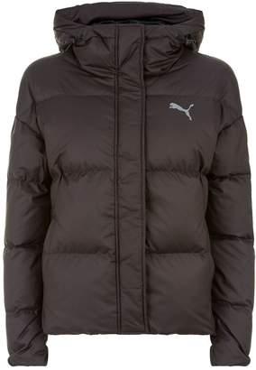 Puma Hooded Down Puffer Jacket