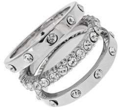 Michela Three-Piece Eternity Ring Set