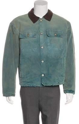 Yeezy Season 6 Oversized Denim Jacket w/ Tags