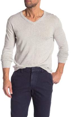 Save Khaki V-Neck Pullover