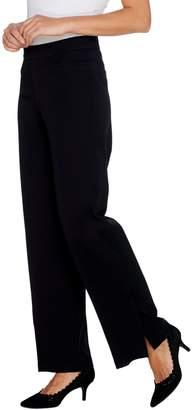 Isaac Mizrahi Live! Tall 24/7 Stretch Wide Leg Pants