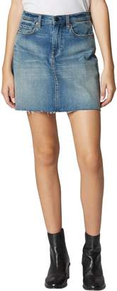 Blank NYC BLANKNYC Denim Miniskirt